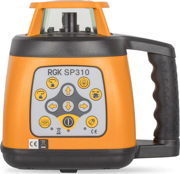 Уровень лазерный автоматический RGK SP 310 уровень rgk sp 610