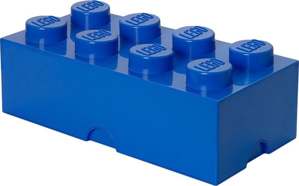 Ящик для хранения 8 LEGO синий