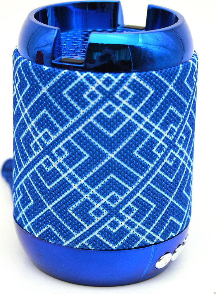 Беспроводная колонка 3528 (синяя)
