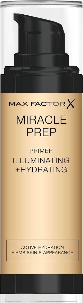 Фото - Основа под макияж Max Factor Miracle Prep прозрачная, 30 г mac prep prime skin основа под макияж prep prime skin основа под макияж