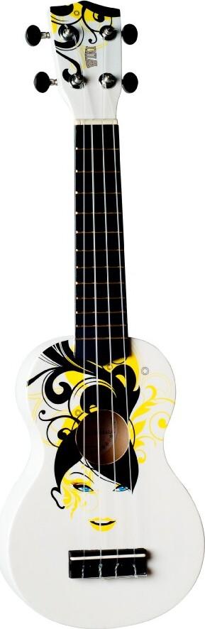 WIKI UK/FLORAL - гитара укулеле сопрано отопление wiki