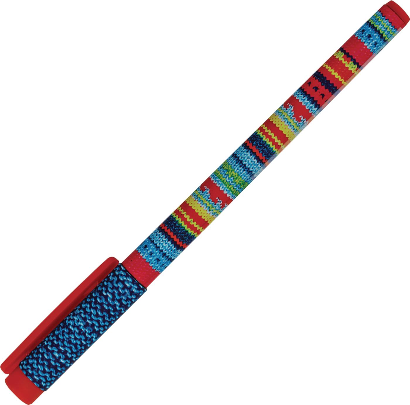 Bruno Visconti Ручка шариковая FunWrite Модный свитер, синяя, 2 шт.