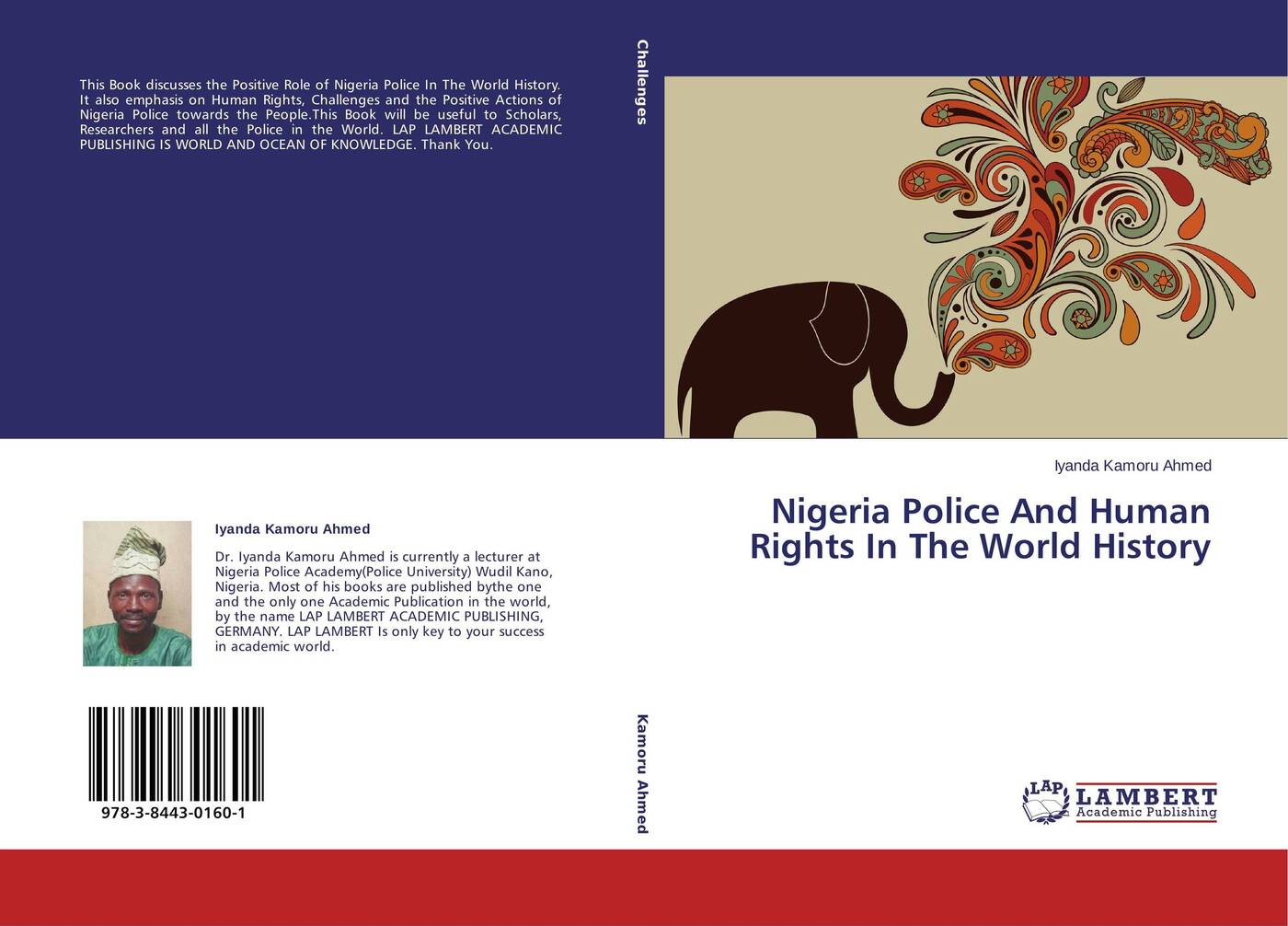 Iyanda Kamoru Ahmed Nigeria Police And Human Rights In The World History