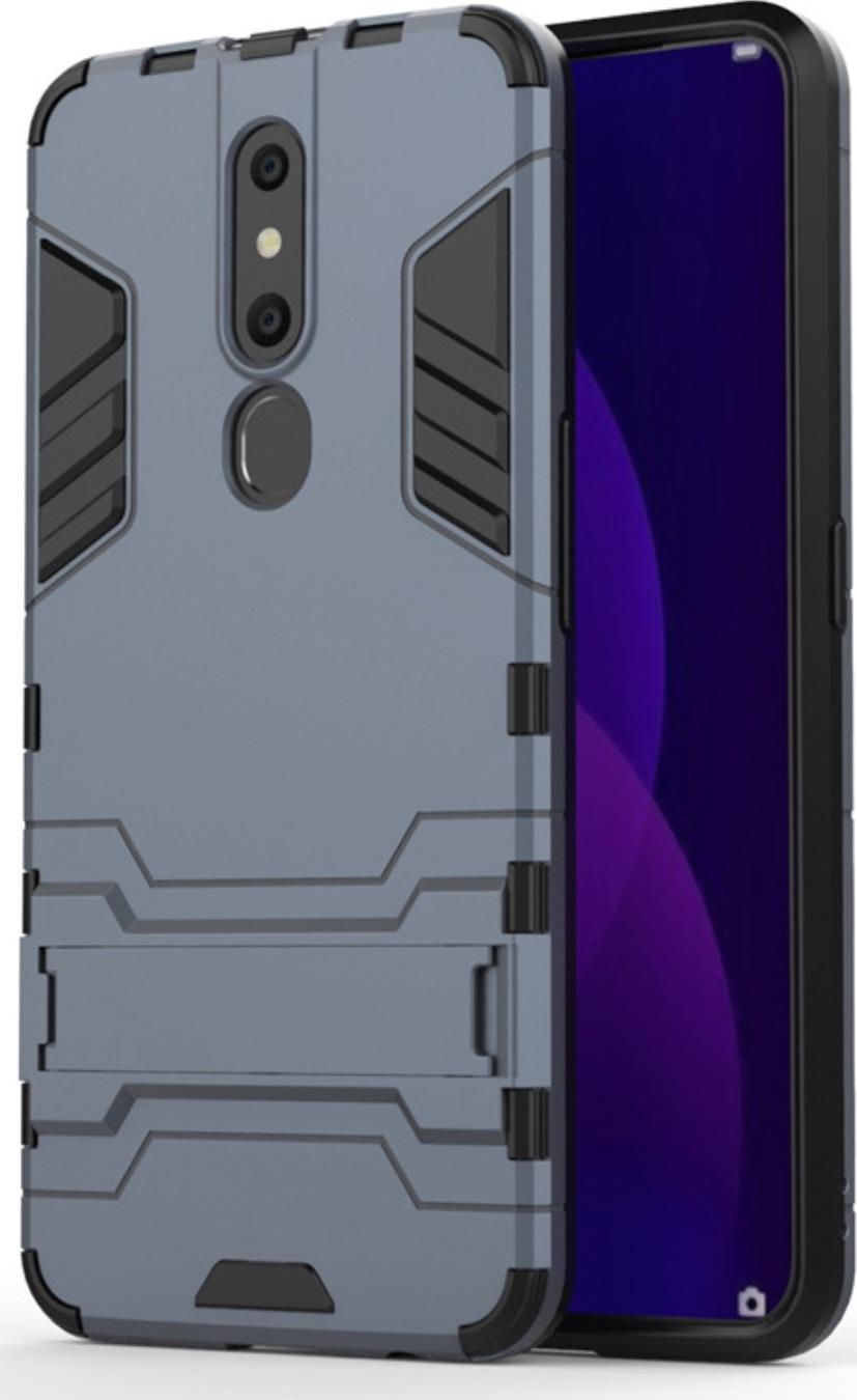 Чехол-бампер MyPads для Meizu M15 Plus  Meizu 15 Plus противоударный усиленный ударопрочный красный