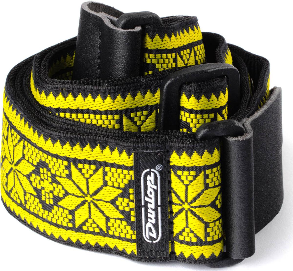 Dunlop D67-02YE гитарный ремень