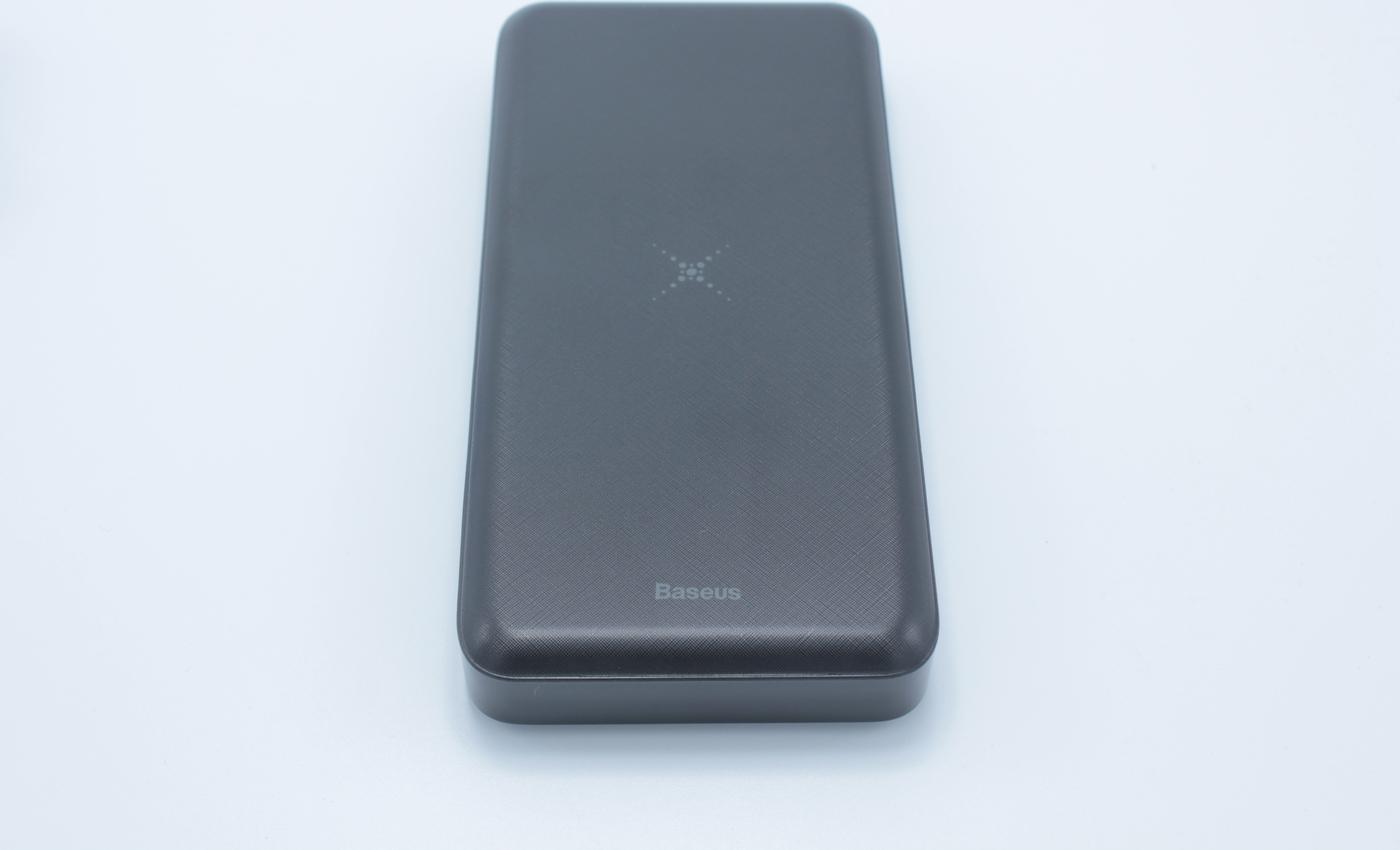 Аккумулятор внешний Baseus M36 Wireless Charger 10000mAh PPALL-M3601, черный