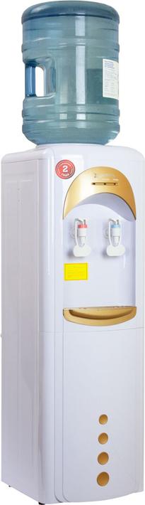Кулер для воды Aqua Work AW 16LD/HLN, белый, золотой