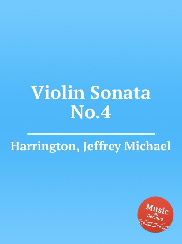 Violin Sonata No.4