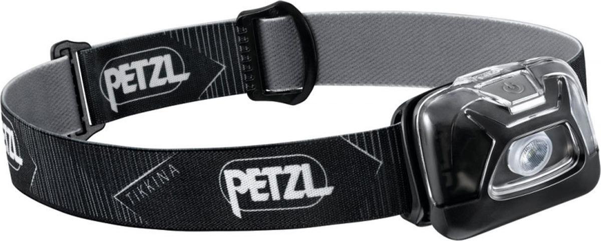 Налобный фонарь Petzl Tikkina, E091DA00, черный