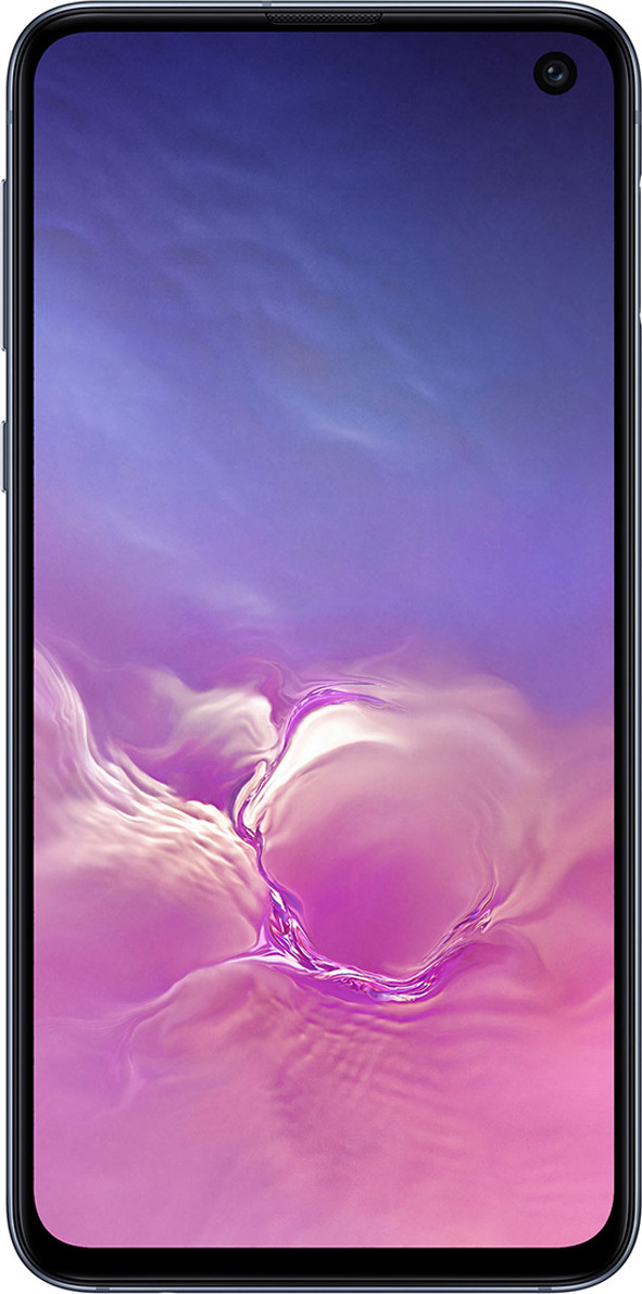 Смартфон Samsung Galaxy S10e 128GB, черный
