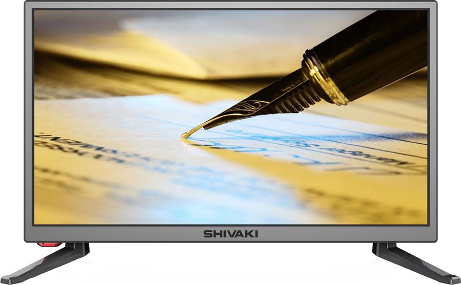 "Телевизор Shivaki STV-20LED25 20"", серый"