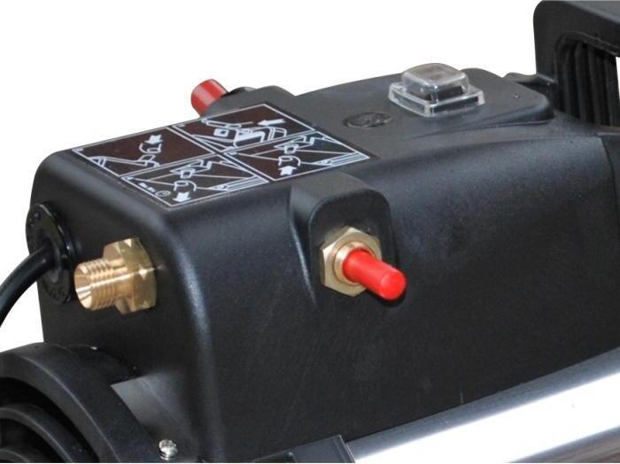 Газовая промышленная пушка Elmos GH-12