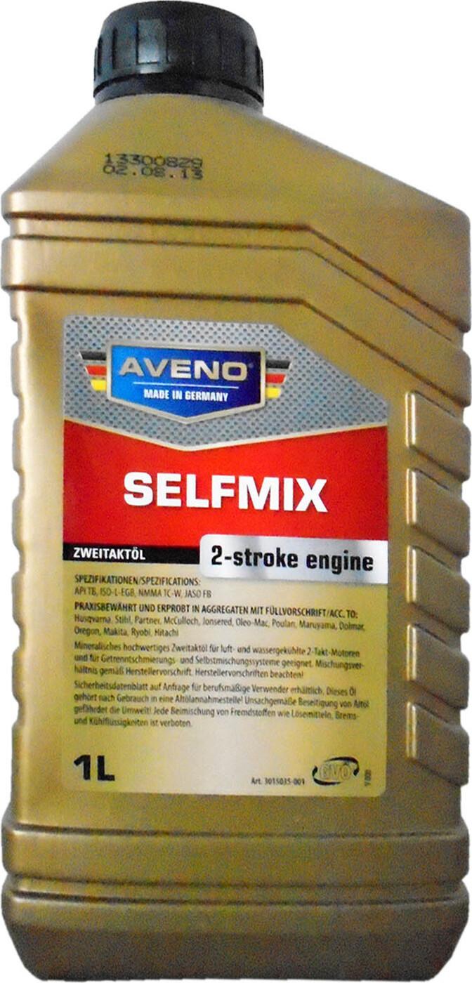 Моторное масло для 2-Такт AVENO Selfmix 2-Stroke Engine (1л) Aveno