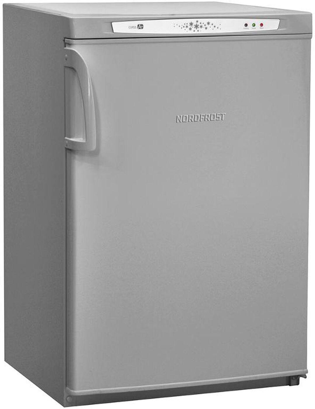 Морозильник NORDFROST DF 159 ISP Морозильная камера нуждается в регулярной ручной разморозке...