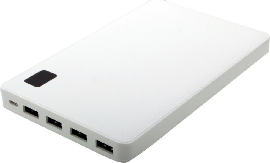 Внешний аккумулятор 30000мАч Remax Proda Notebook PPP-7 - Белый