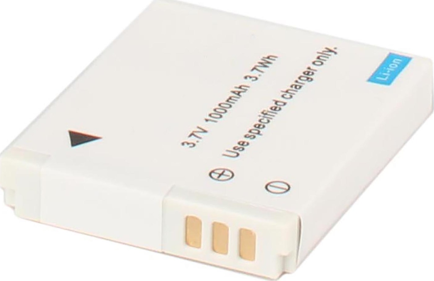 Аккумуляторная батарея iBatt iB-T3-F120 1000mAh для камер Canon Digital IXUS 200 IS, PowerShot S90, PowerShot S200, Digital IXUS 105, PowerShot SX500 HS, Digital IXUS 210, Digital IXUS 310 HS, Digital IXUS 300 HS, PowerShot SD3500 IS,