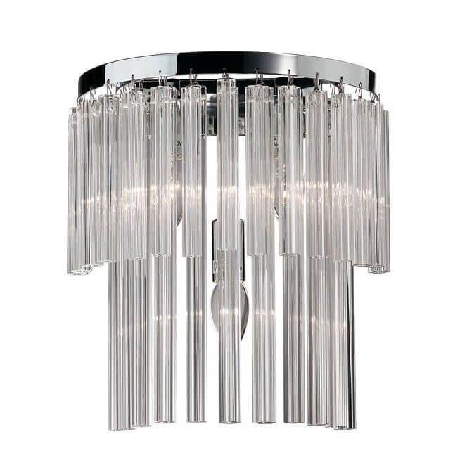 Настенный светильник Ideal Lux Elegant AP3, E14, 40 Вт