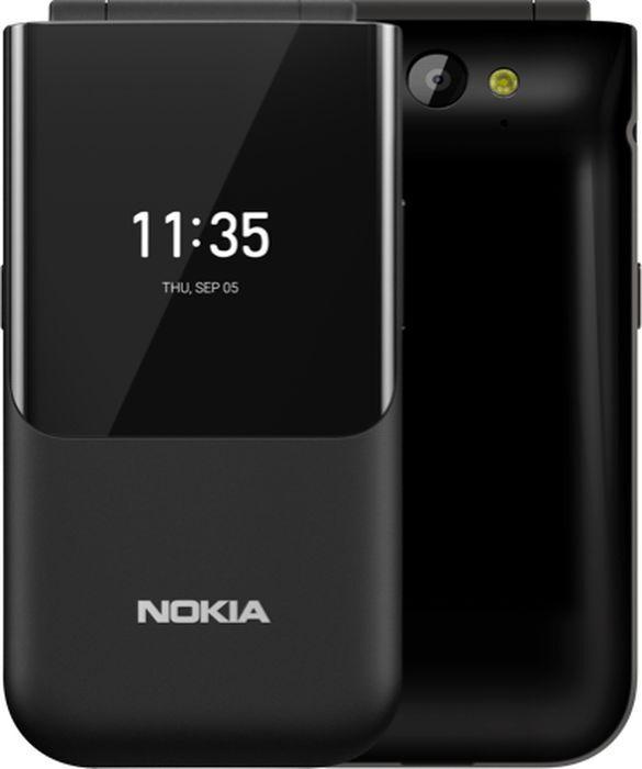 Мобильный телефон Nokia 2720 DS (16BTSB01A10), черный