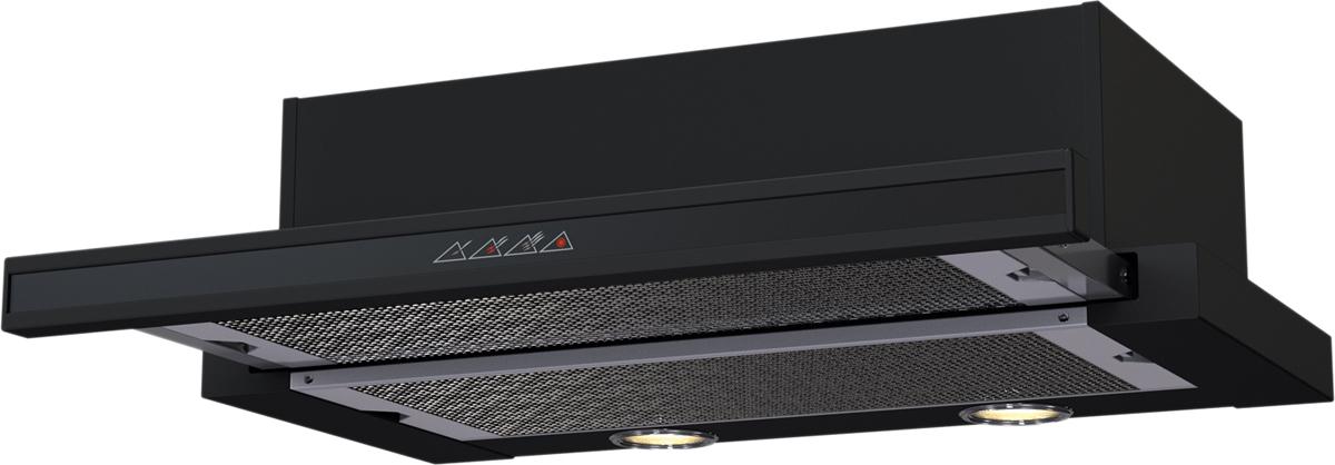 Вытяжка Krona Kamilla sensor 600, черный
