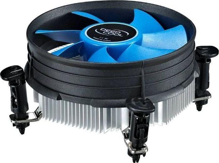 Вентилятор Deepcool CK-11509 Soc-1150/1155/1156/ 3pin 27dB Al 65W 137g клипсы RTL