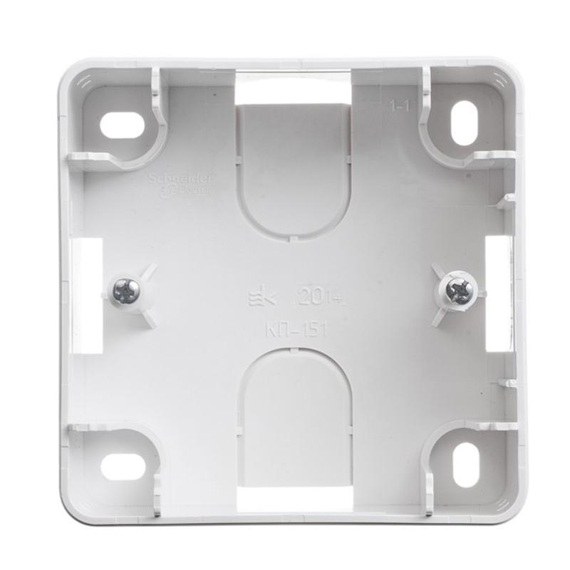 Коробка наружного монтажа Schneider Electric W59 KP-151-18