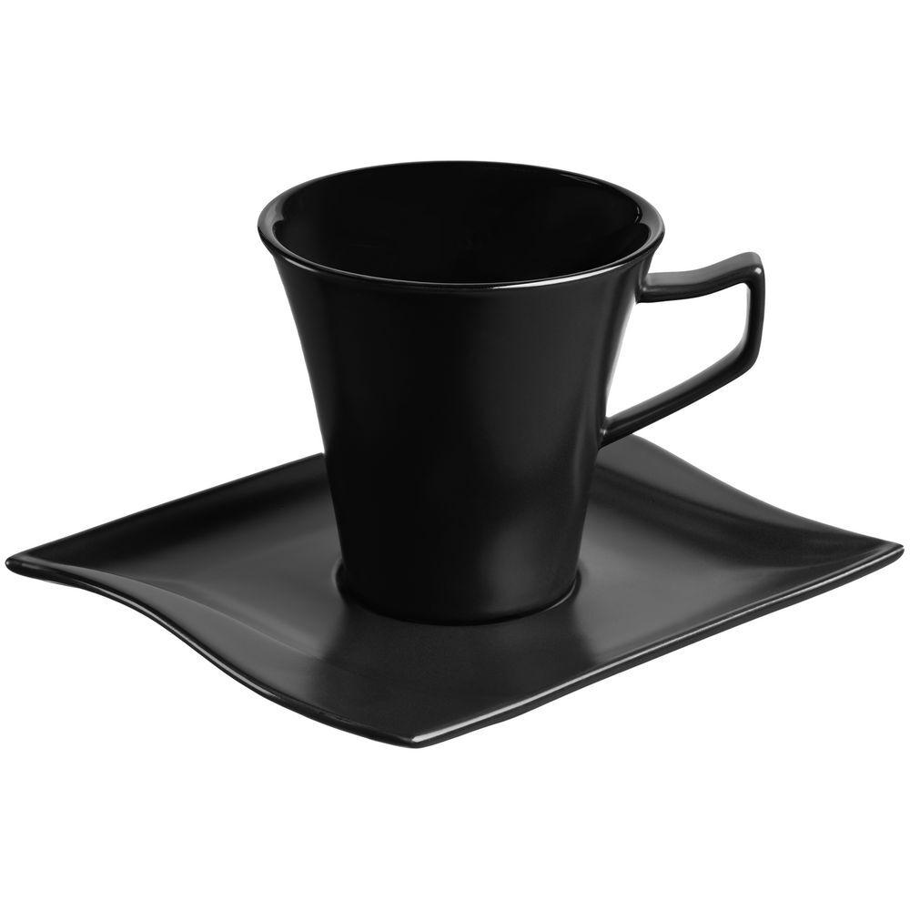 Кофейная пара Molti Twist Mist, черная