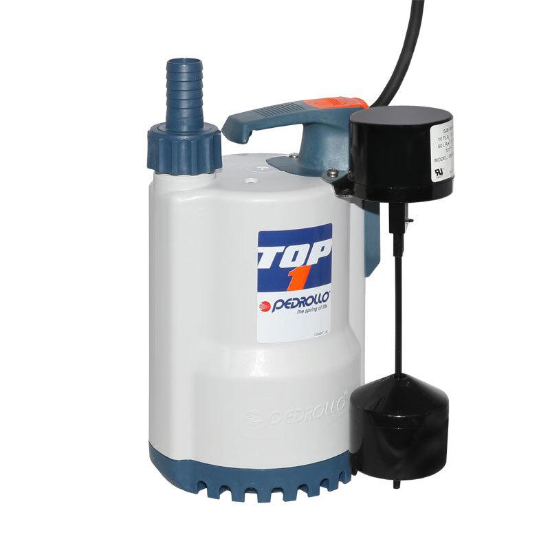 Дренажный насос для чистой воды PEDROLLO TOP 4 - GM 48TOP142A1USJR