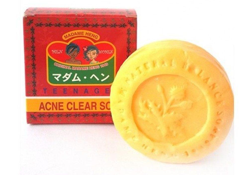 MADAME HENG мыло для проблемной кожи, 150гр.