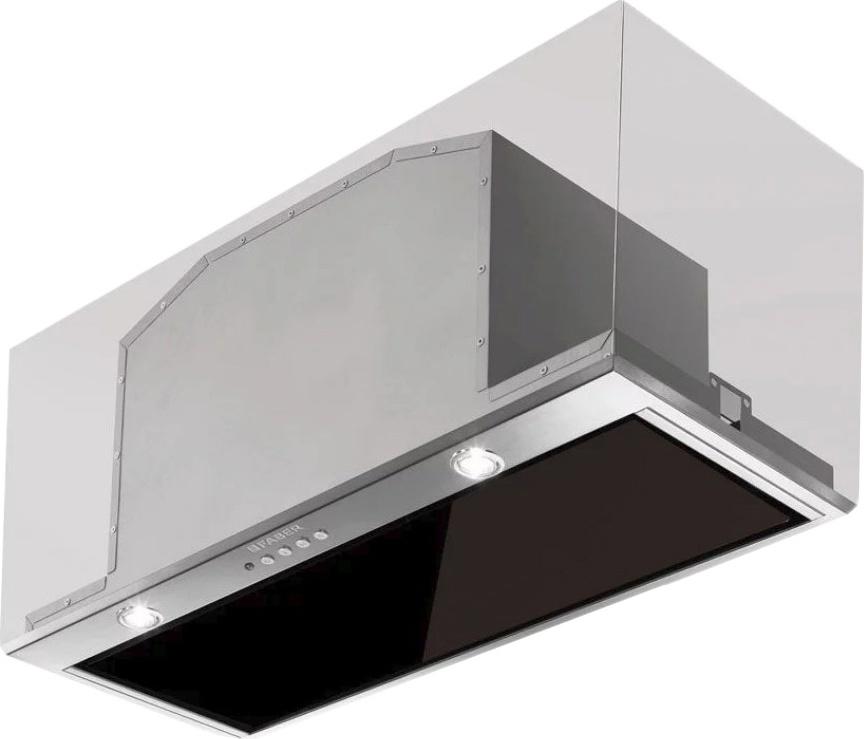 Вытяжка Faber INCA LUX GLASS EV8 X/BK A70, черный