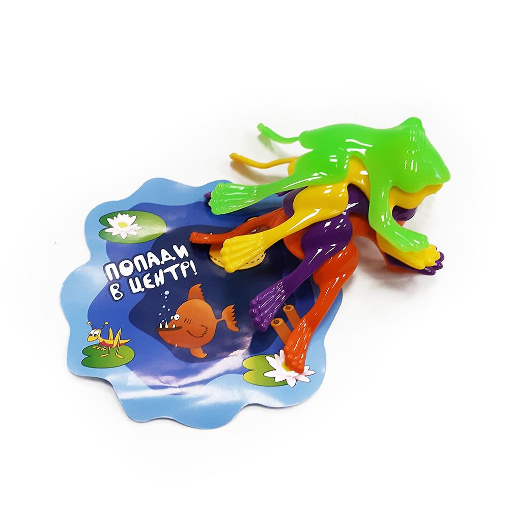 Игровой набор с лягушками Команда Ква № 3