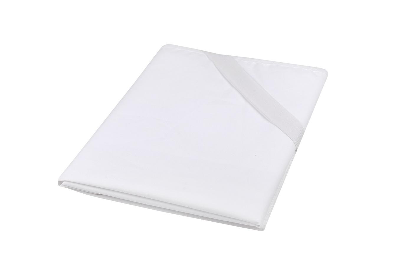 Простыня Sn Textile П-НДжСР-90 Полиэстер, Мембранные материалы, 90x200, белый
