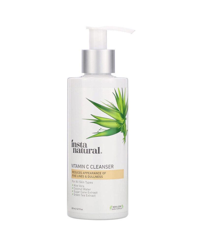 InstaNatural, Очищающее средство с витамином C, 200 мл (6,7 жидк. унции)