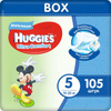 Huggies Подгузники для мальчиков Ultra Comfort 12-22 кг (размер 5) 105 шт - изображение