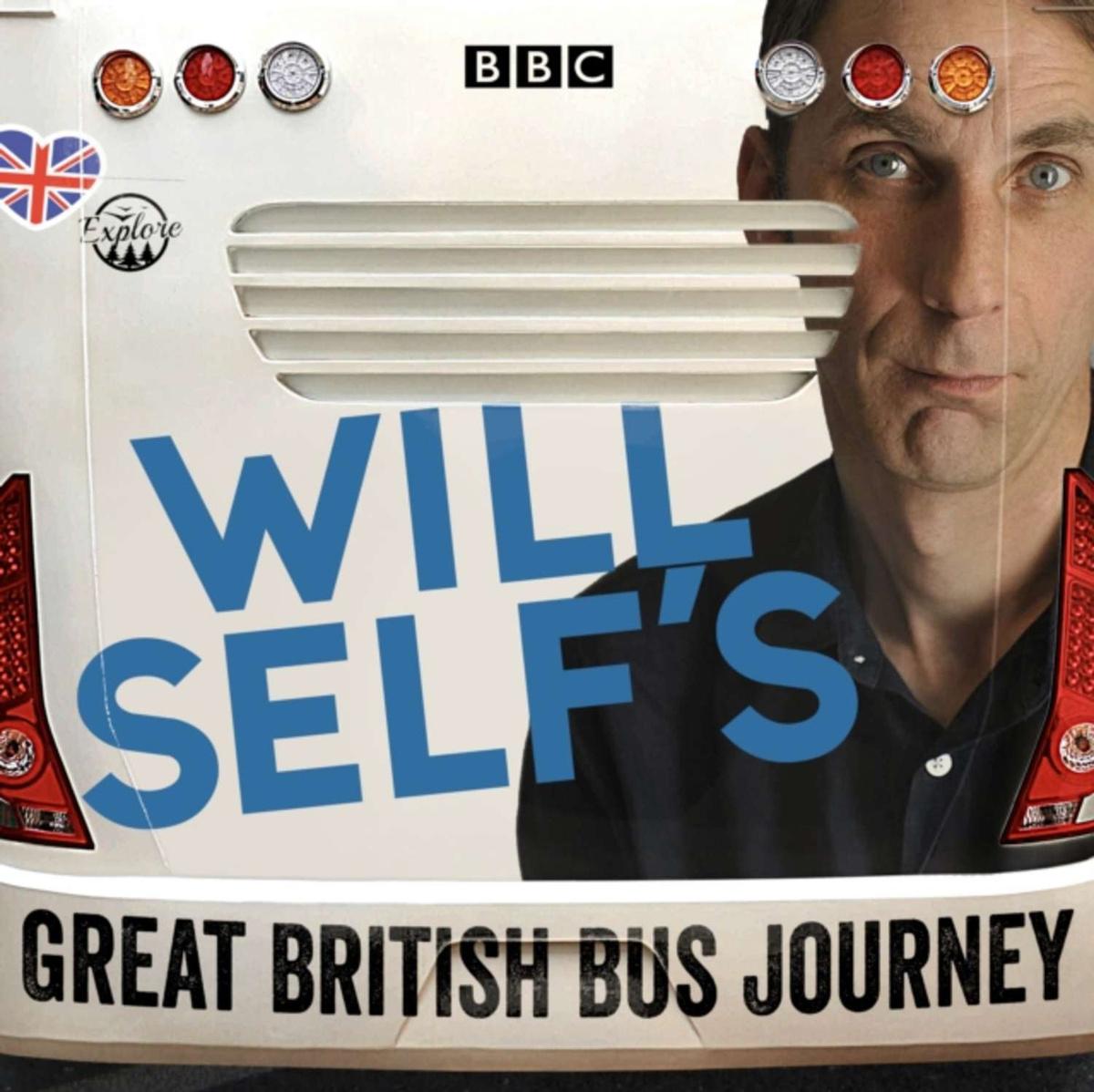 Will Self's Great British Bus Journey | Селф Уилл #1