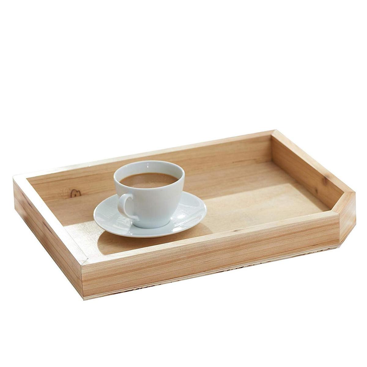 Поднос деревянный, 30х40х1,5см., NPOSS #1