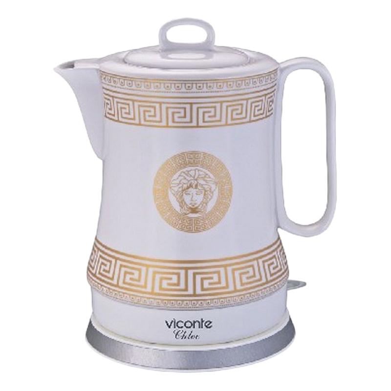Электрический чайник Viconte VC-3289 1,8л керамика #1