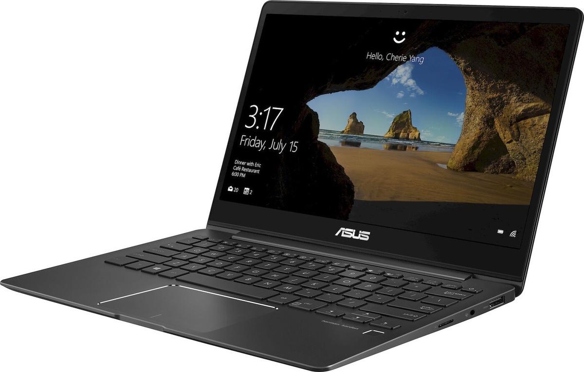 """13.3"""" Ноутбук ASUS ZenBook 13 UX331FN-EM060T (90NB0KE2-M01610), серый 13,3 FHD Asus Zenbook UX331FN i5-8265U/8Gb/SSD #1"""