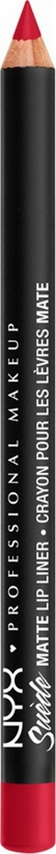 NYX Professional Makeup Suede Matte Lip Liner Карандаш для губ, оттенок 57, Spicy, 1 г  #1