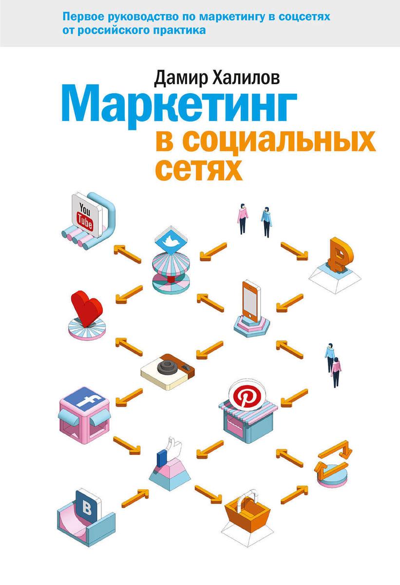 Маркетинг в социальных сетях   Халилов Дамир #1
