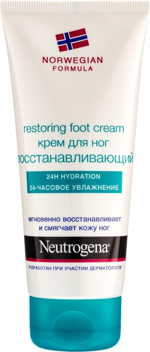 """Крем для ног """"Neutrogena"""", восстанавливающий, 100 мл #1"""