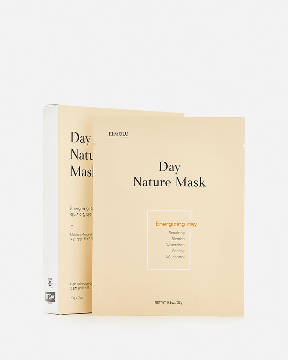 ELMOLU Набор масок наполняющих энергией Energizing day Day Nature Mask 7шт  #1