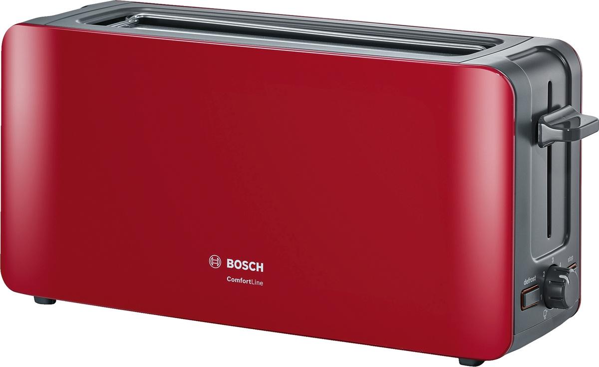 Тостер длиннослотовый Bosch TAT6A004 #1