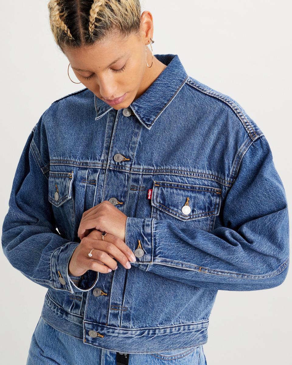 Куртка Levi's New Heritage Trucker Jacket #1