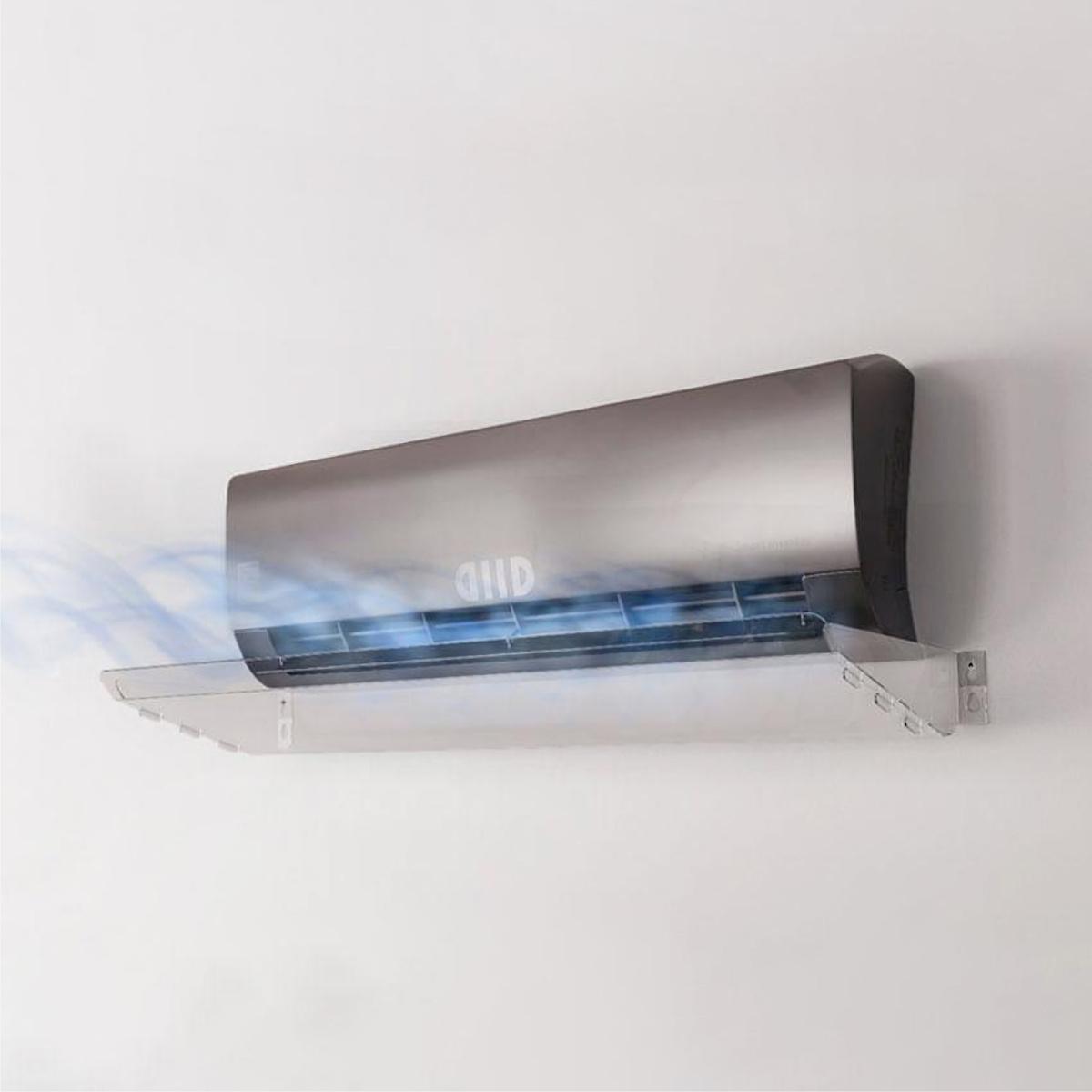 Защитный экран для настенного кондиционера DIID Сплит 1100 мм  #1