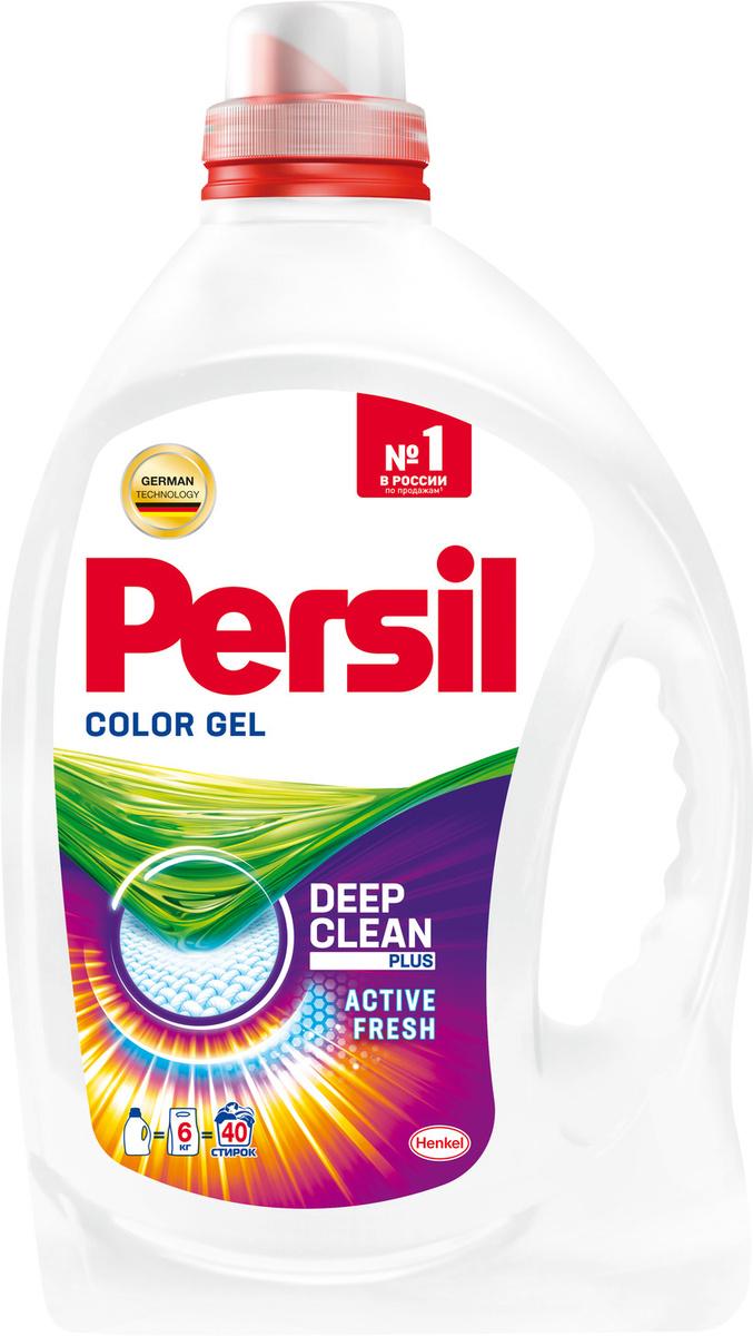 """Жидкое средство для стирки цветного белья Persil """"Color"""", гель 2,6 л  #1"""