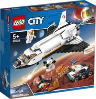 Конструктор LEGO City Space Port 60226 Шаттл для исследований Марса. Наши лучшие предложения