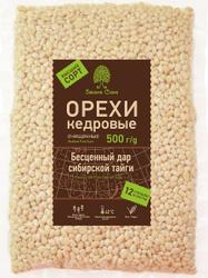 Кедровые орехи очищенные, 500 г / ядро Сибирский кедр . Лучшие товары