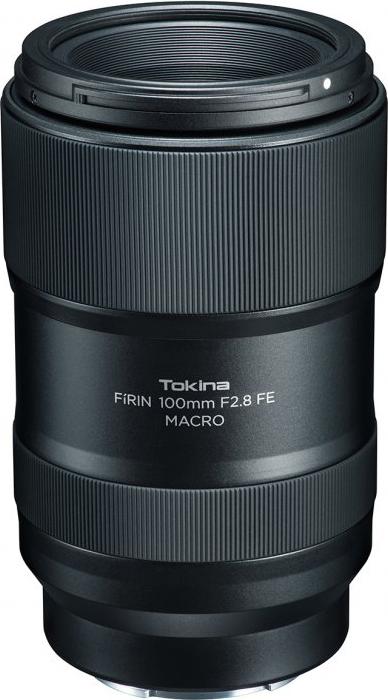 Широкоугольный объектив Tokina Firin 100mm F2.8 FE Macro для Sony