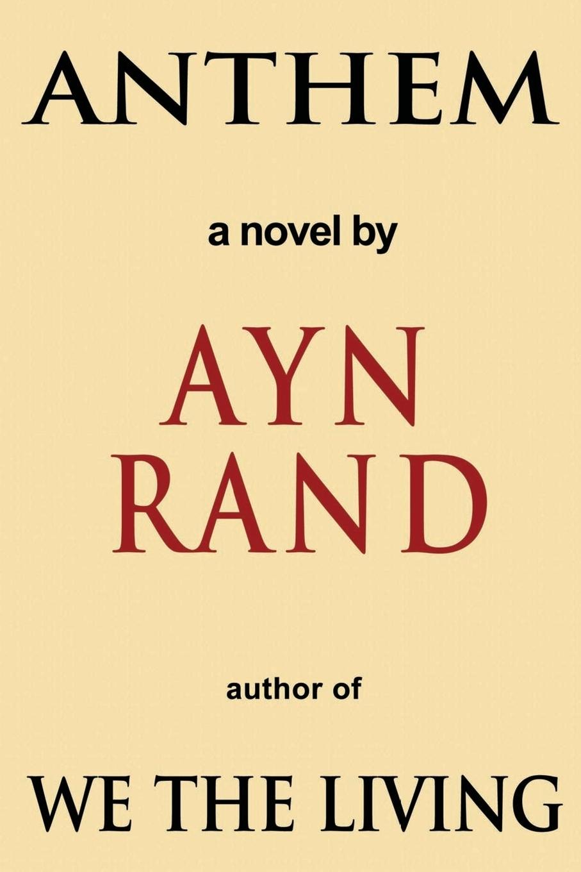 Ayn Rand Anthem цены