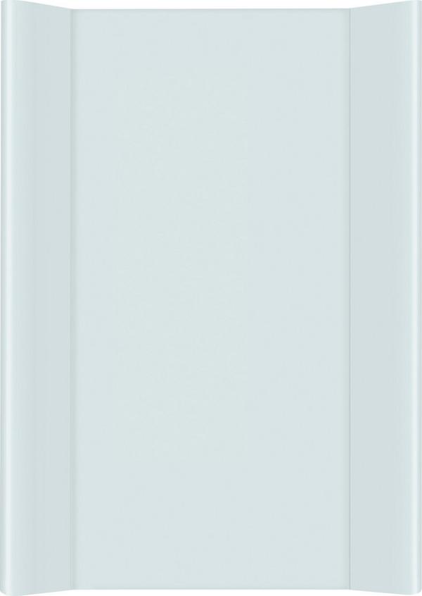 Матрац пеленальный Ceba Baby 70 см без изголовья на кровать 120*60 см PASTEL blue W-200-087-165